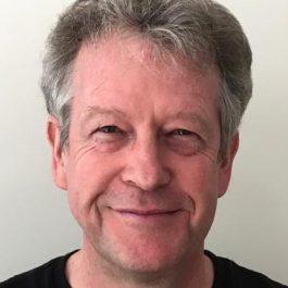 Prof. Dr. Martyn Drury (UU) -  Project Leader